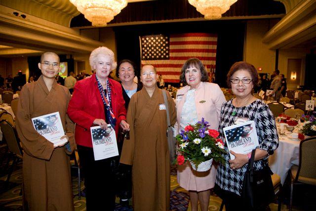 Public Safety Appreciation Luncheon- Homeland heroes Nov 5, 2009