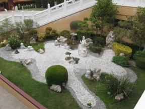Hsi Lai gardens